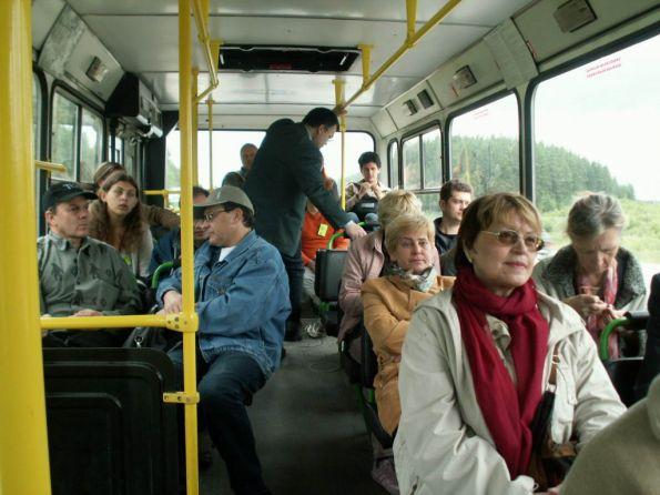 Пикантные истории в автобусе фото 274-555