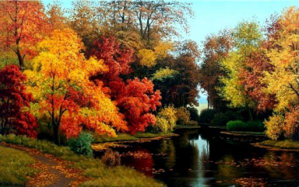 Стихи Беллы Ахмадулиной про осень
