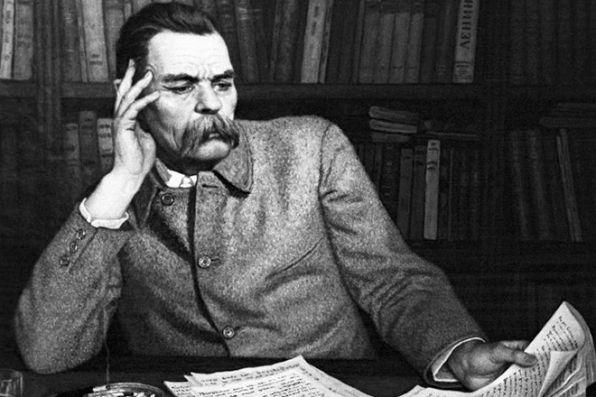 Легендарный советский писатель