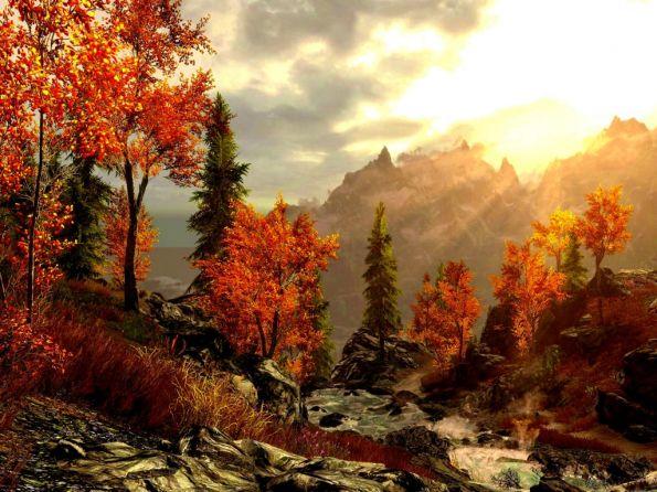 Стихи известных поэтов про осень