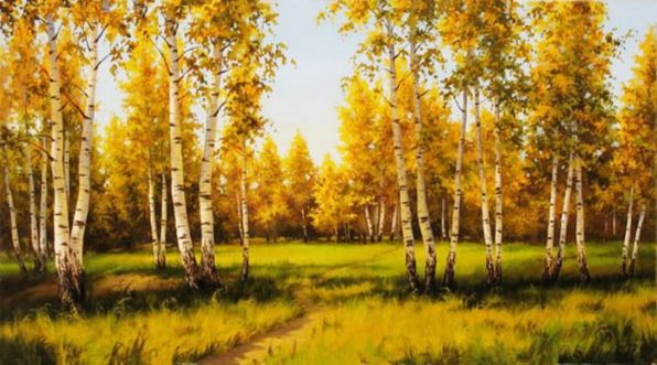 Стихи Есенина Сергея Александровича про осень