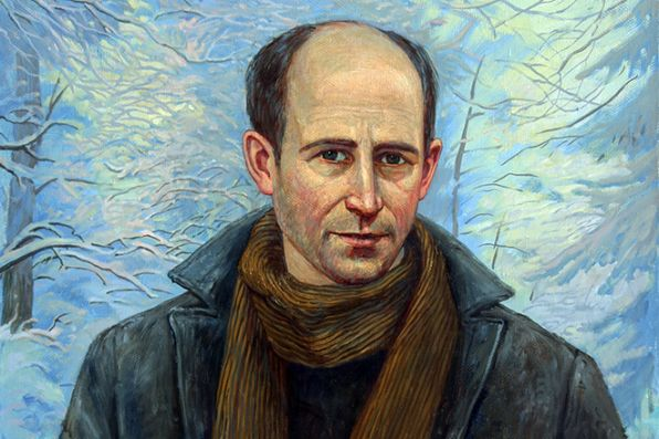 Портрет Николая Рубцова