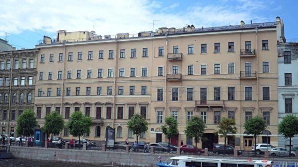 Дом княгини Шаховской