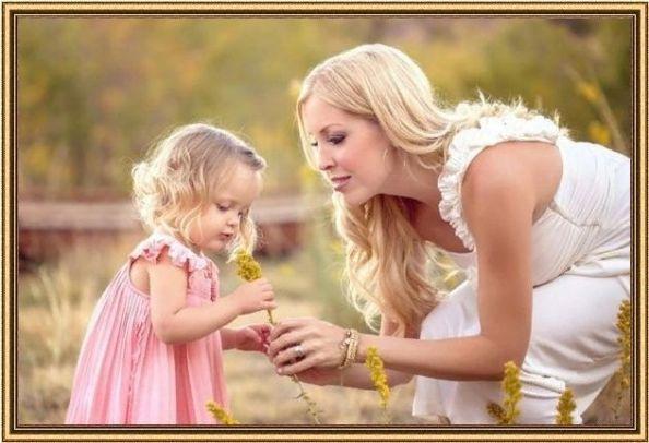 Красивые стихи ко Дню матери в ДОУ от детей