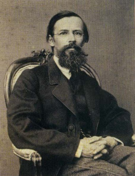Майков Аполлон Николаевич (1821-1897)