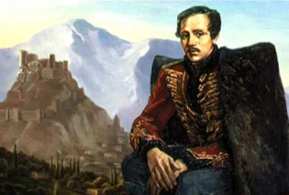 Михаил Лермонтов на Кавказе