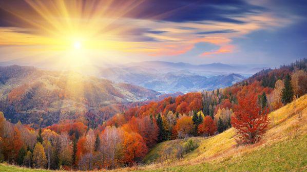 Стихи Блока Александра Александровича про осень