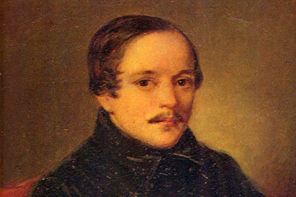 Михаил Лермонтов в 1840 году