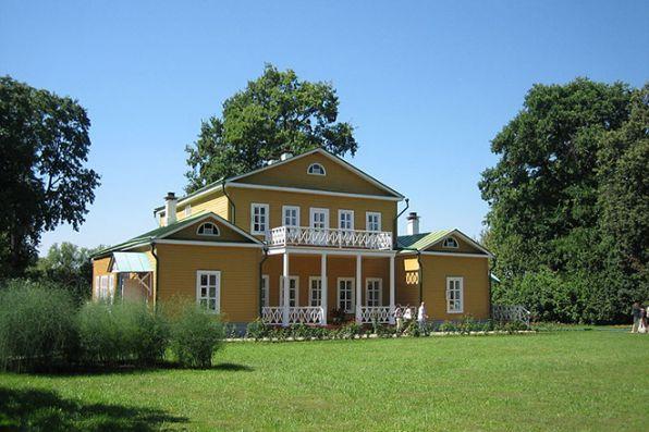 Имение Тарханы в Пензенской губернии