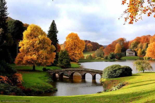 Стихи Самуила Маршака про осень