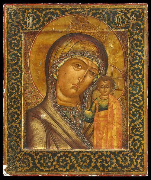 Молитва (Я, матерь божия, ныне с молитвою…)