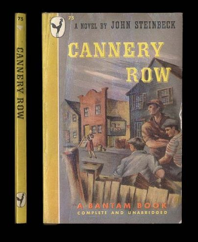 essay on cannery row by john steinbeck