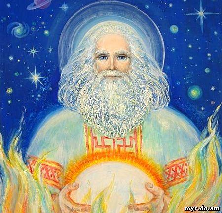 Uniya: владыка вселенной у древних славян.