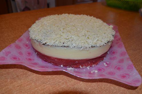 рецепты и фото суфлейных тортов