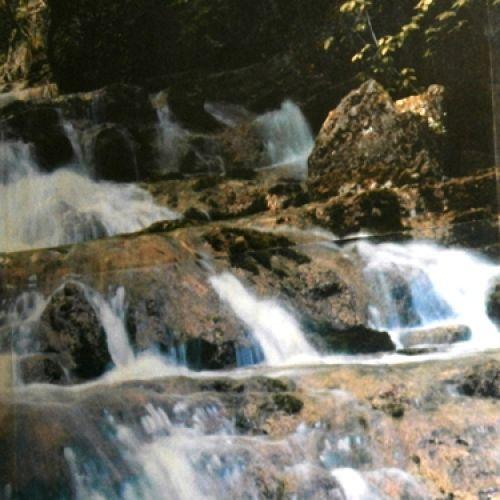 Плейкаст водопады