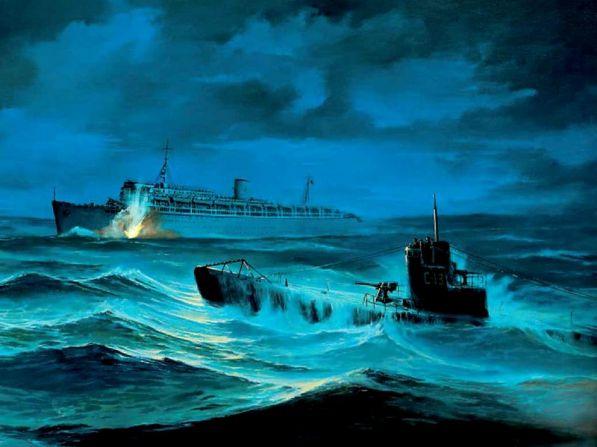 морские сражения подводных лодок фильм