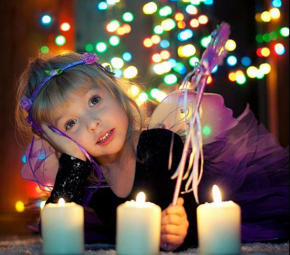Что ждет ребенок на новый год